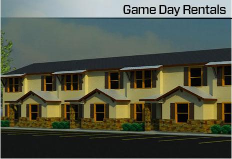 GameDay Rentals